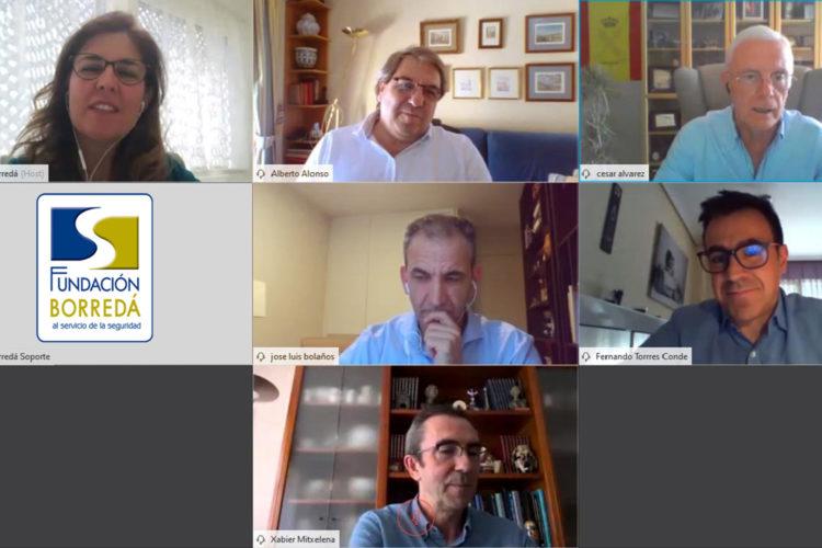 Tertulia digital Fundación Borredá 28 de mayo de 2020