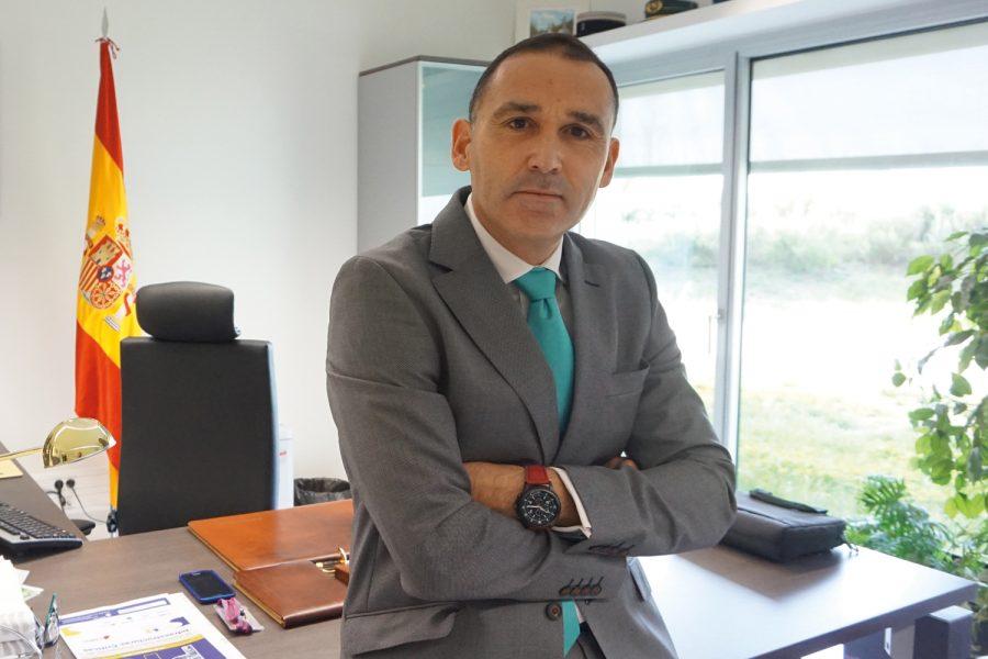 Fernando Sánchez, director del Centro Nacional de Protección de Infraestructuras y Ciberseguridad (CNPIC).