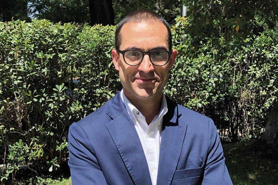 Daniel Madrid. CISO.