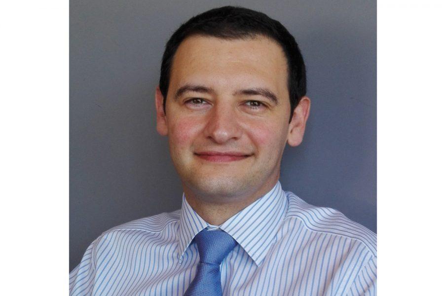 Eduardo Mastranza. CISO.