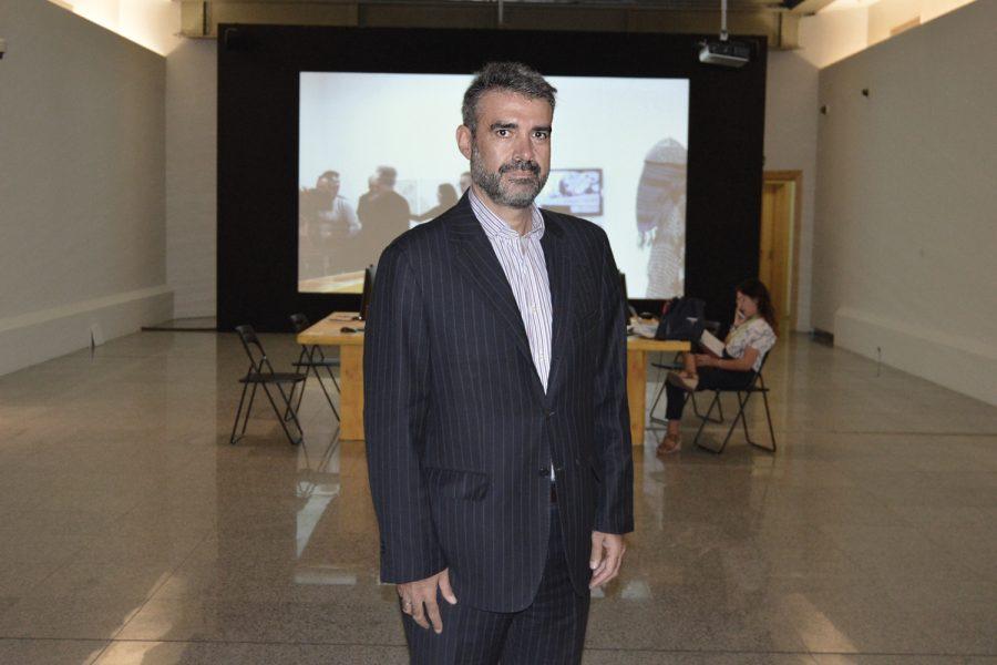 Evangelos Ouzounis, jefe de la Unidad de Infraestructuras y Servicios Seguros de ENISA. Protección de infraestructuras críticas.