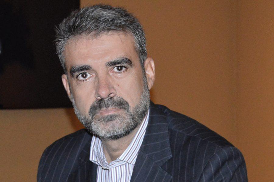 Evangelos Ouzounis, jefe de la Unidad de Infraestructuras y Servicios Seguros de ENISA.