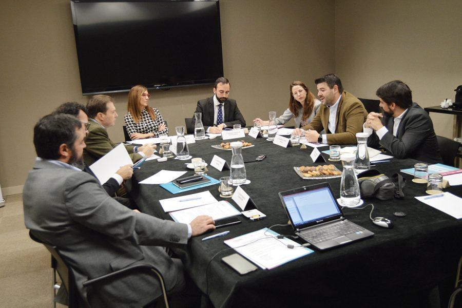 Mesa redonda de Guardicore. Protección de entidades financieras.