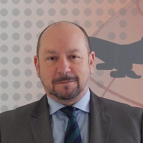 Alberto Francoso Figueredo, jefe de Análisis del Servicio de Ciberseguridad y OCC del CNPIC.