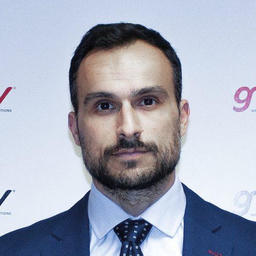 Ángel Cristóbal Lázaro, Business Partner del Sector Industria de GMV.