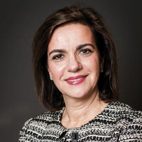 Elena Maestre, socia responsable de Riesgos y Ciberseguridad en el área de Consultoría de EY.