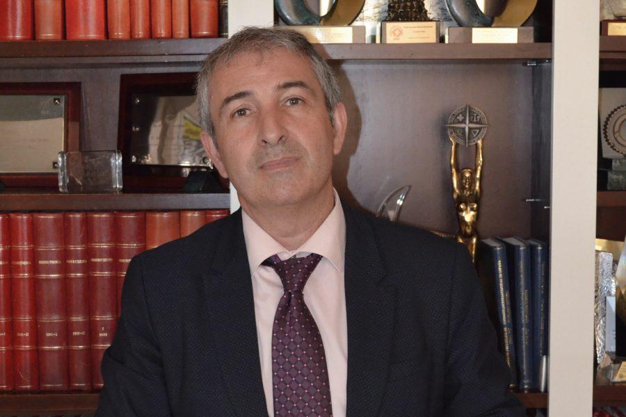 Enrique Ávila, director del Centro de Análisis y Prospectiva de la Guardia Civil. Ciberseguridad en el sector público.