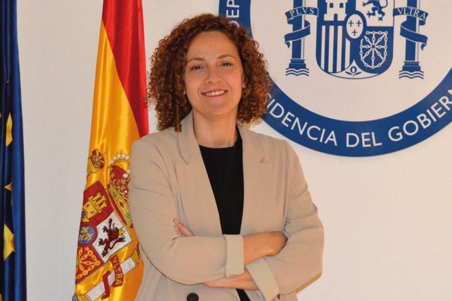 Mar López Gil, responsable de Ciberseguridad del Departamento de Seguridad Nacional.