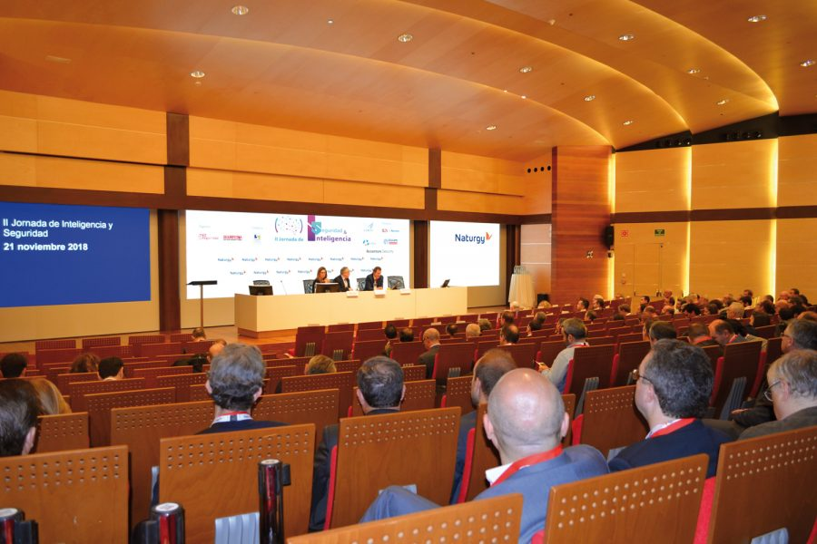 II Jornada de Inteligencia y Seguridad.