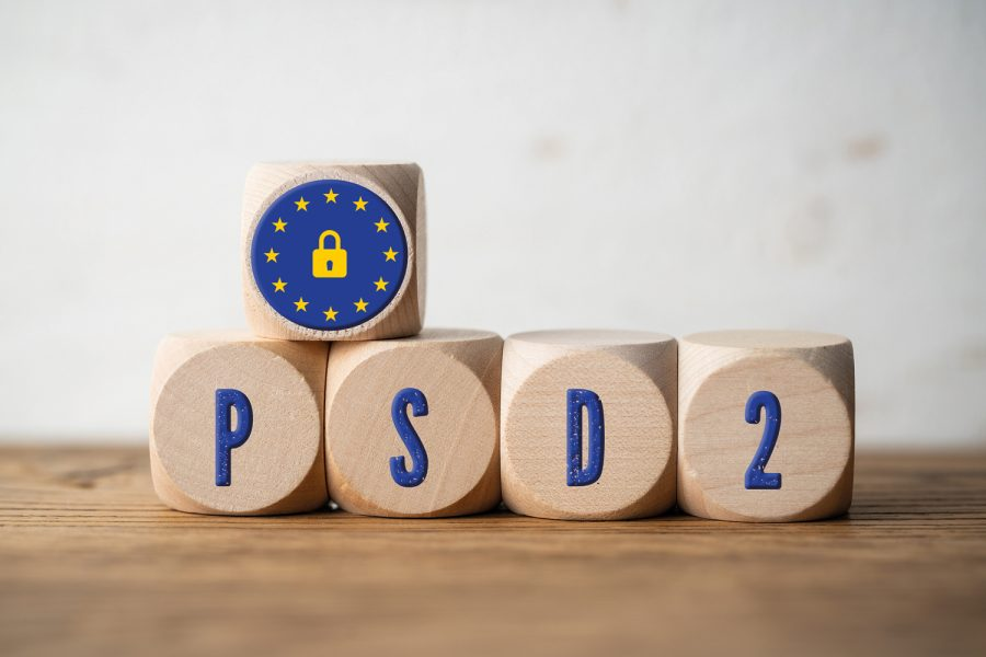 Norma PSD2.