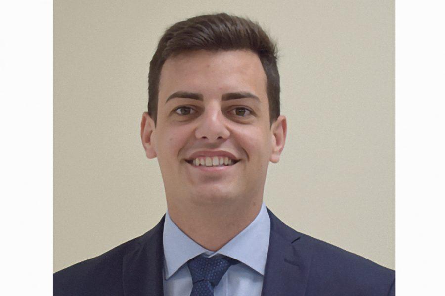 Raúl Prieto Pozo, responsable del Departamento de Gobierno de Seguridad de la Información de Sothis.