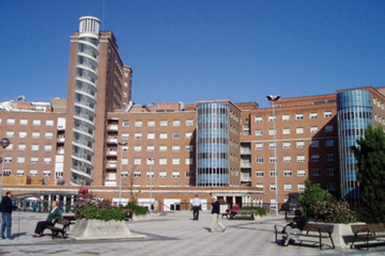 Hospital de Cruces en Baracaldo (Vizcaya).