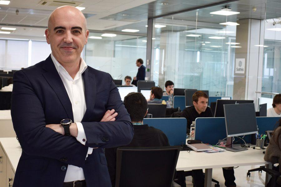 Miguel Monedero Gómez, director de Seguridad de la Información de Sothis. Ciberseguridad industrial.