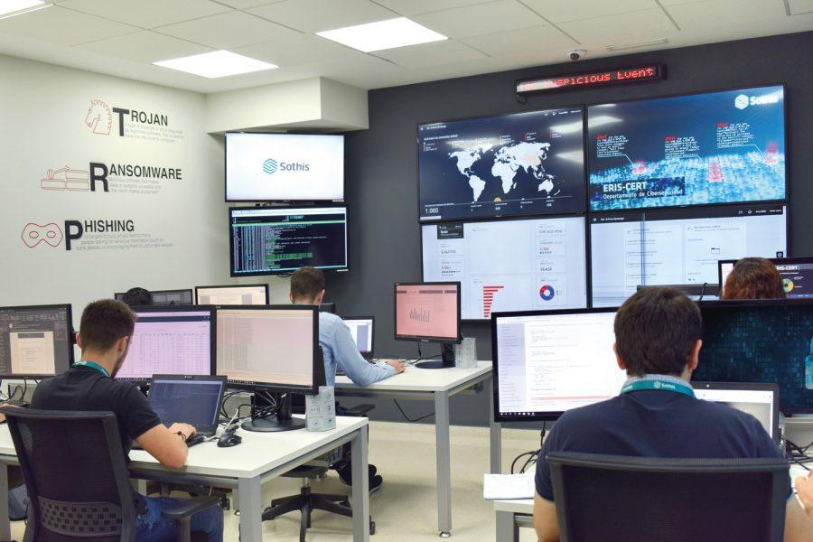 Ciberseguridad industrial.