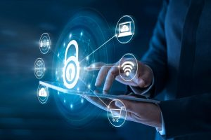 Amenazas de ciberseguridad.