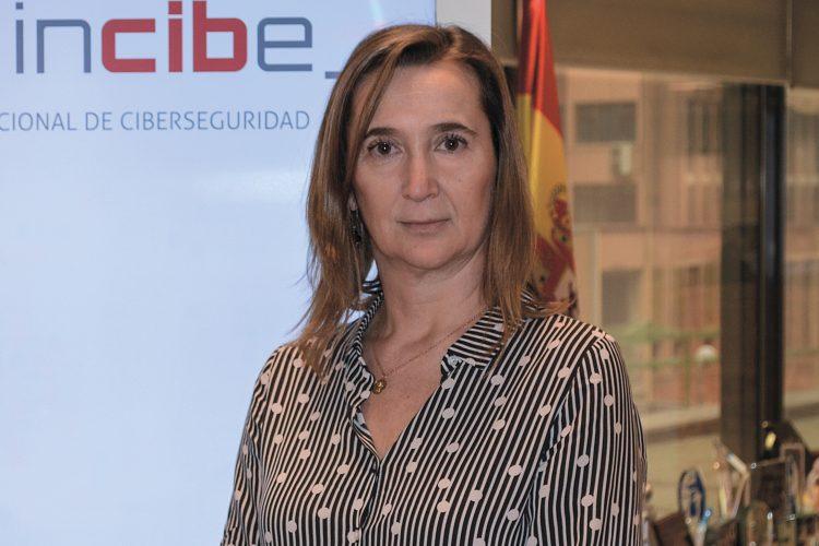 Rosa Díaz, directora del Instituto Nacional de Ciberseguridad (Incibe).