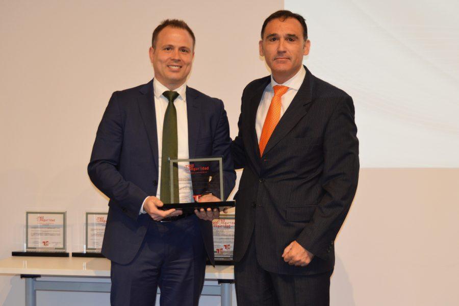 XII Trofeos de la Seguridad TIC. Ciberseguridad.
