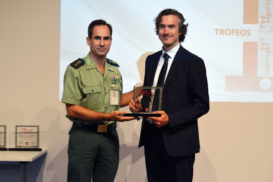 XII Trofeos de la Seguridad TIC.
