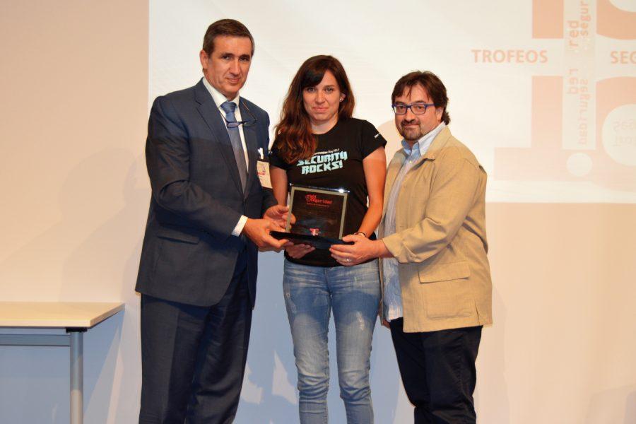 XII Trofeos de la Seguridad TIC. CIberseguridad