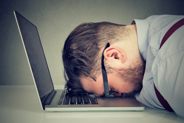 Desesperación por un ciberataque