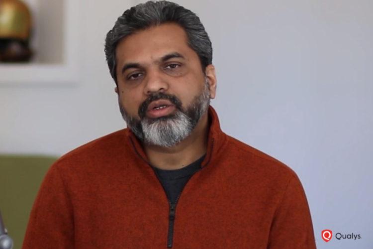 Sumedh Thakar, presidente y director de producto de Qualys