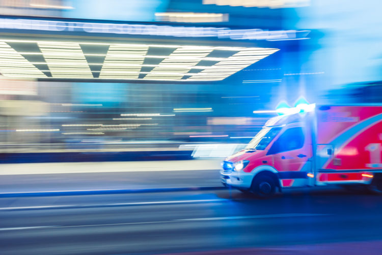 Ciberataques a hospitales.