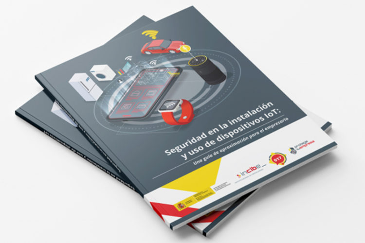 Ejemplares Guía INCIBE Seguridad IoT