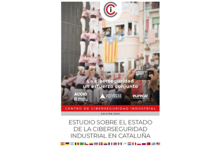 Estudio ciberseguridad industrial en Cataluña