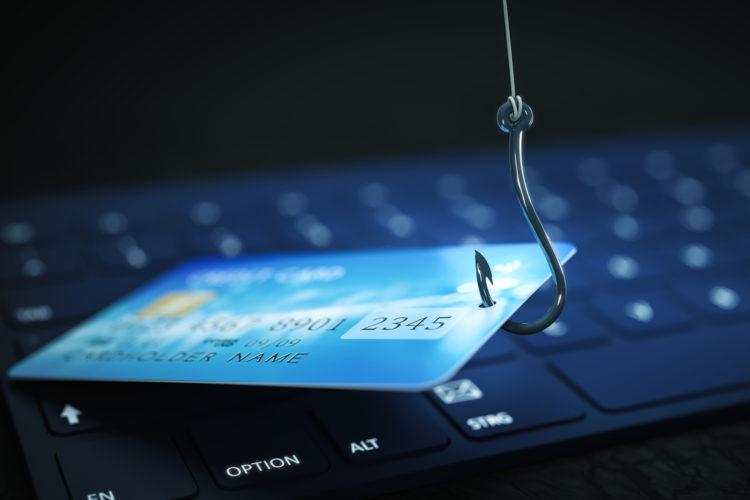 Phishing de tarjeta de crédito