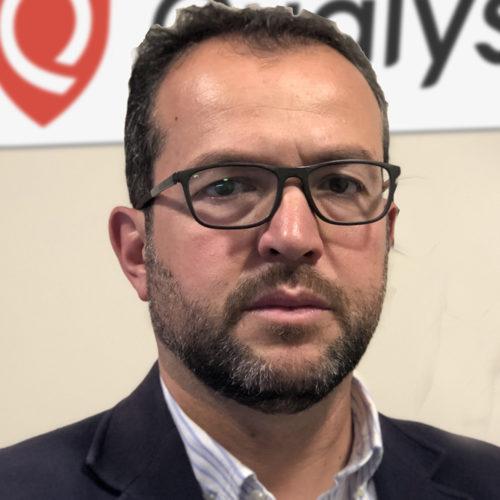 Raúl Benito, Country Manager de Qualys
