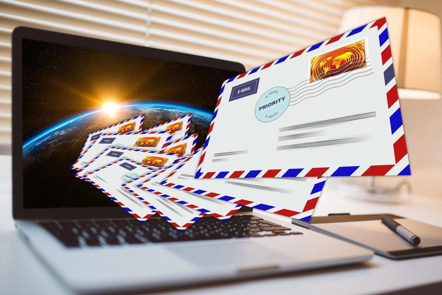Spam, malware, correo, email