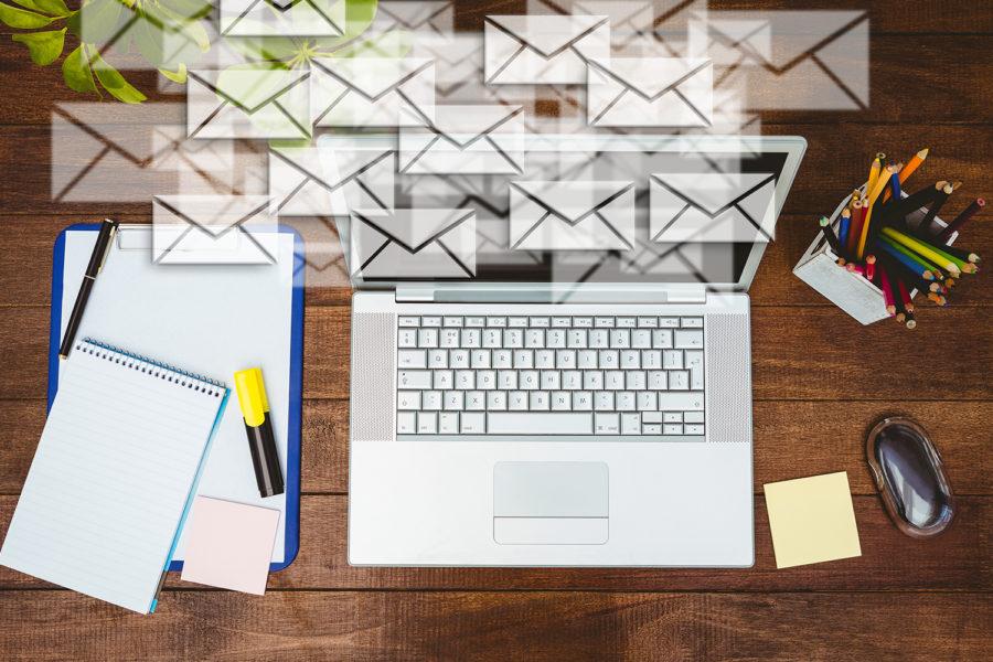 correo electrónico, email