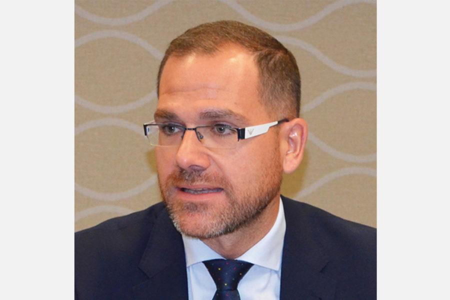 Carlos Manchado, responsable de Cibersecurity de Naturgy.