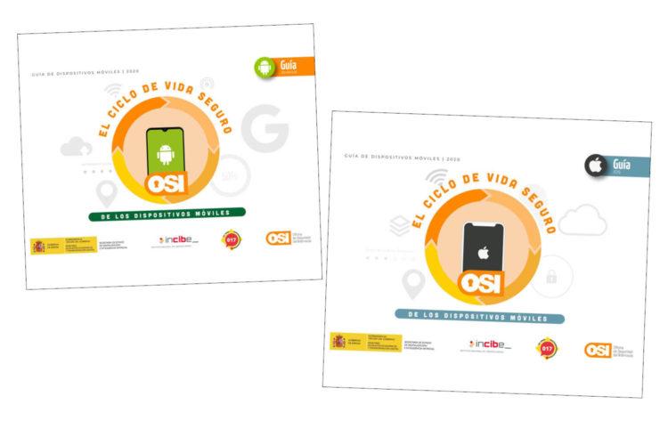Guías seguridad móvil OSI