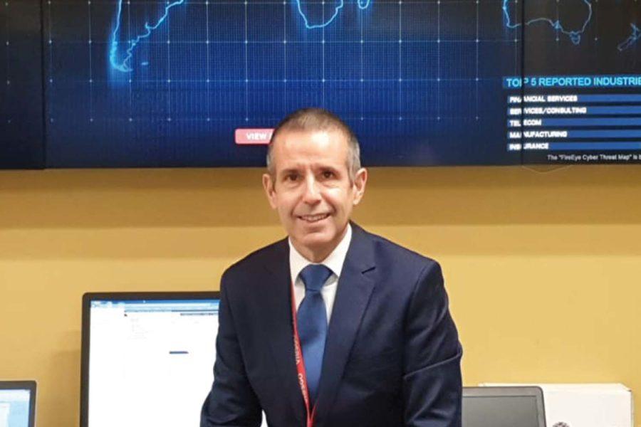 Jose Antonio Sanchez, CISO de Viesgo
