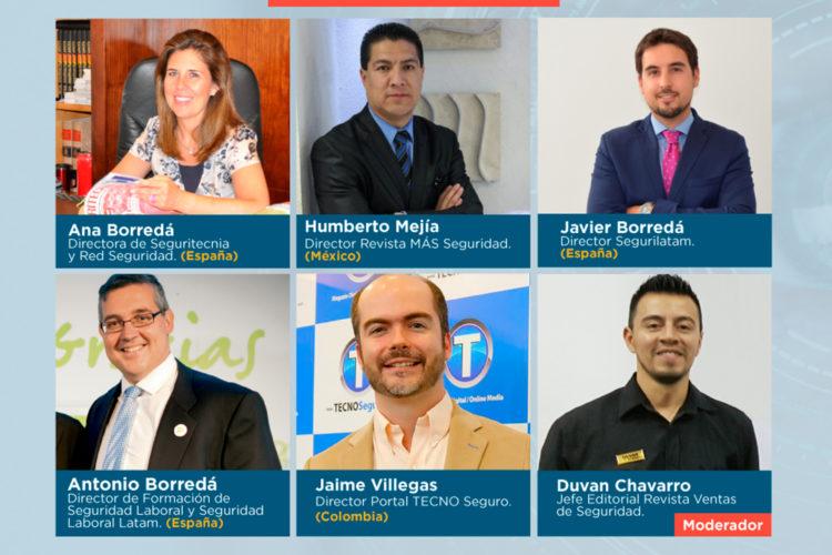 Cumbre de Directores de Medios Especializados en seguridad de ESS+ y Corferias