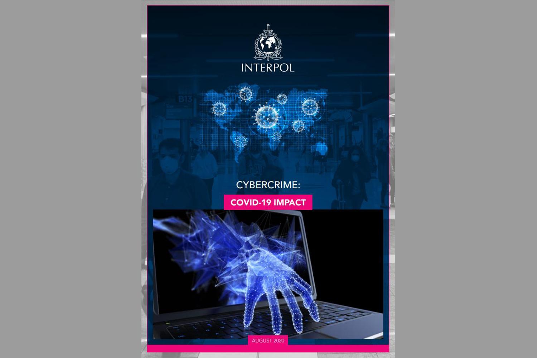 Informe Interpol cibercrimen COVID