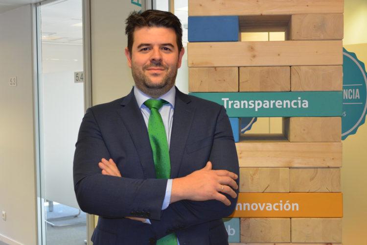 Ricardo López, CSO de SAreb.