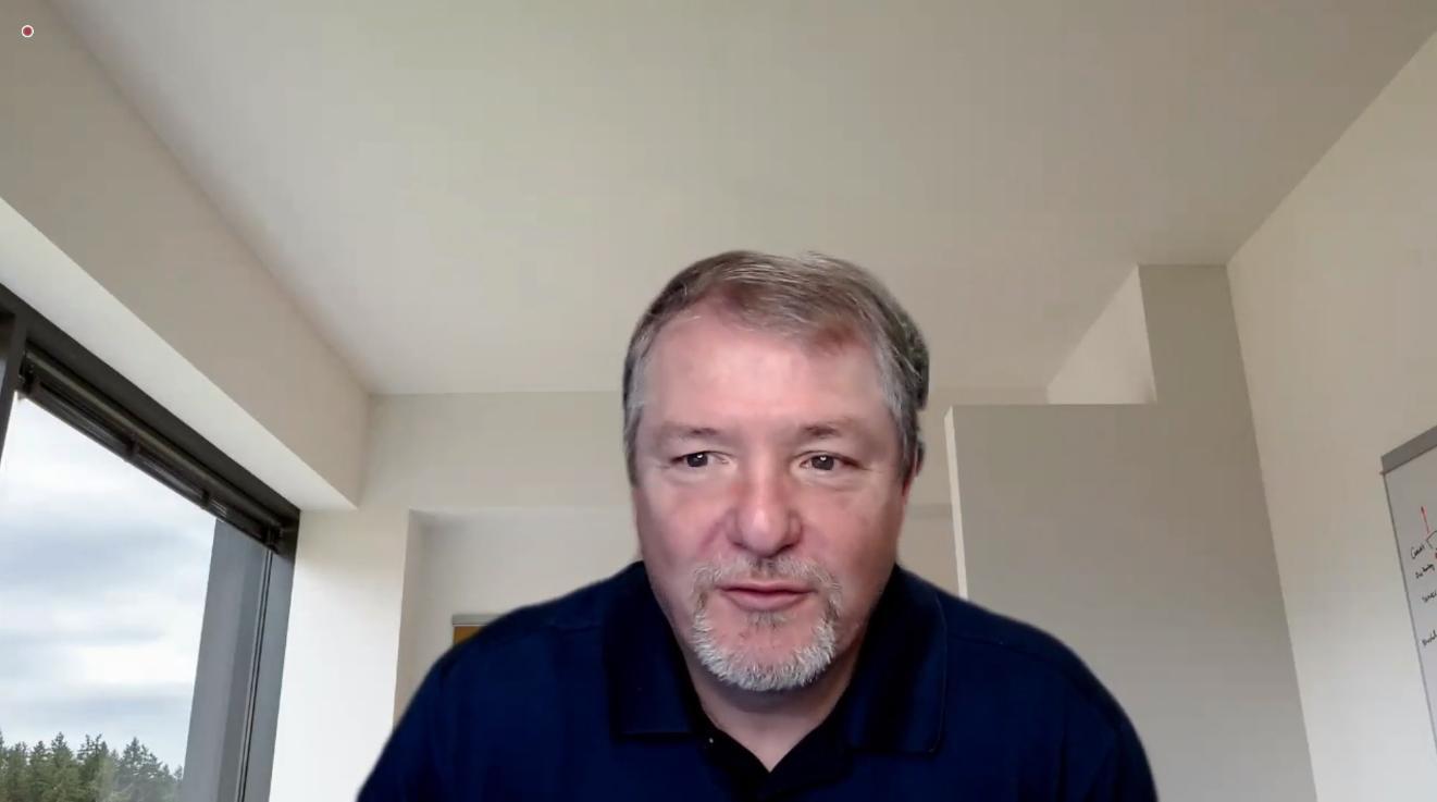 Bret Arsenault, CISO de Microsoft