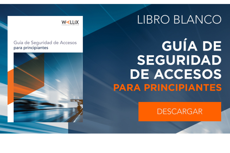 Libro Blanco de Wallix sobre Seguridad de Accesos para principiantes.