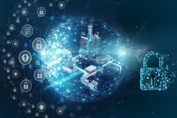 Seguridad, ciberseguridad, industria