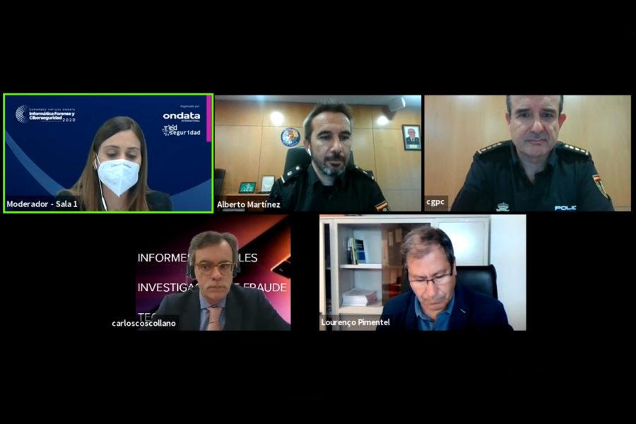 Congreso Virtual Ondata de Informática Forense y Ciberseguridad 2020