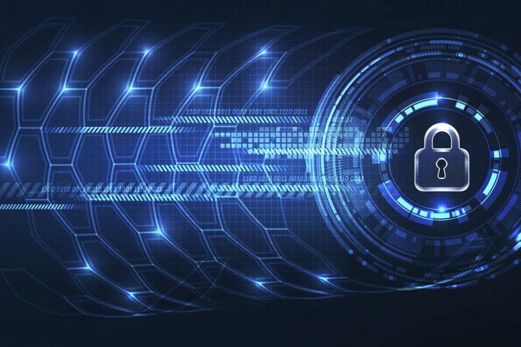 inversión en ciberseguridad, seguridad, candado