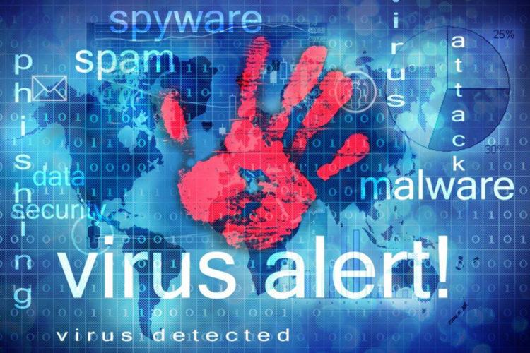 phishing, virus, malware, spyware, ciberseguridad