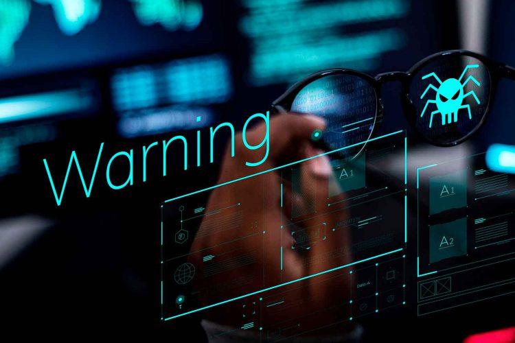 Ataques DNS, malware, ciberseguridad, virus