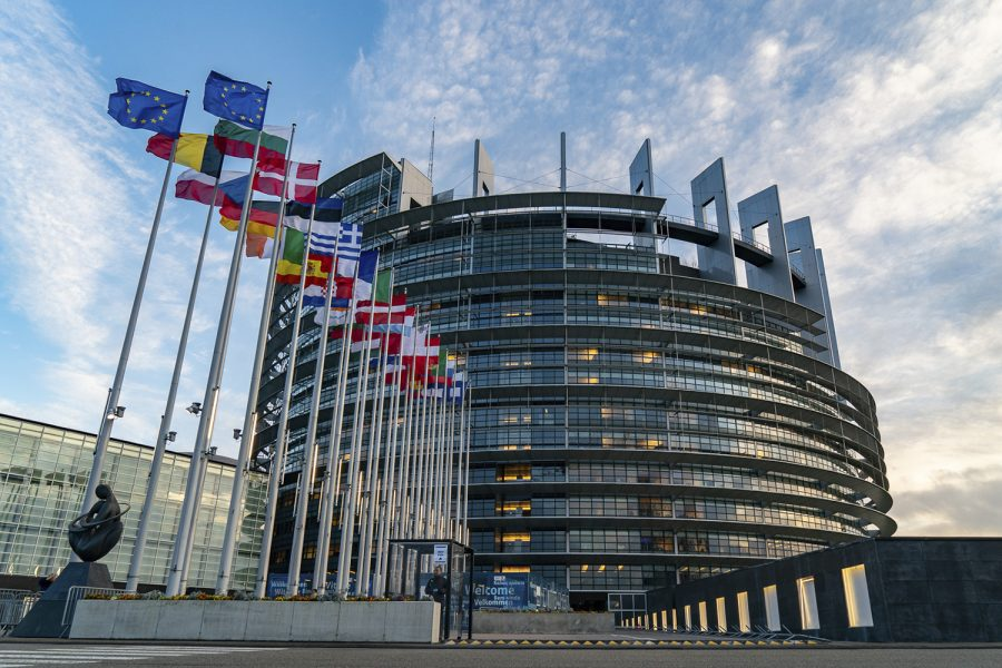 Parlamento UE, presupuesto UE