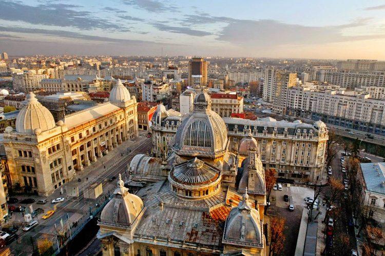 Bucarest, sede del Centro Europeo de Ciberseguridad