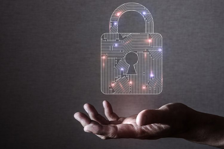 ciberseguridad 2021, candado, protección, seguridad