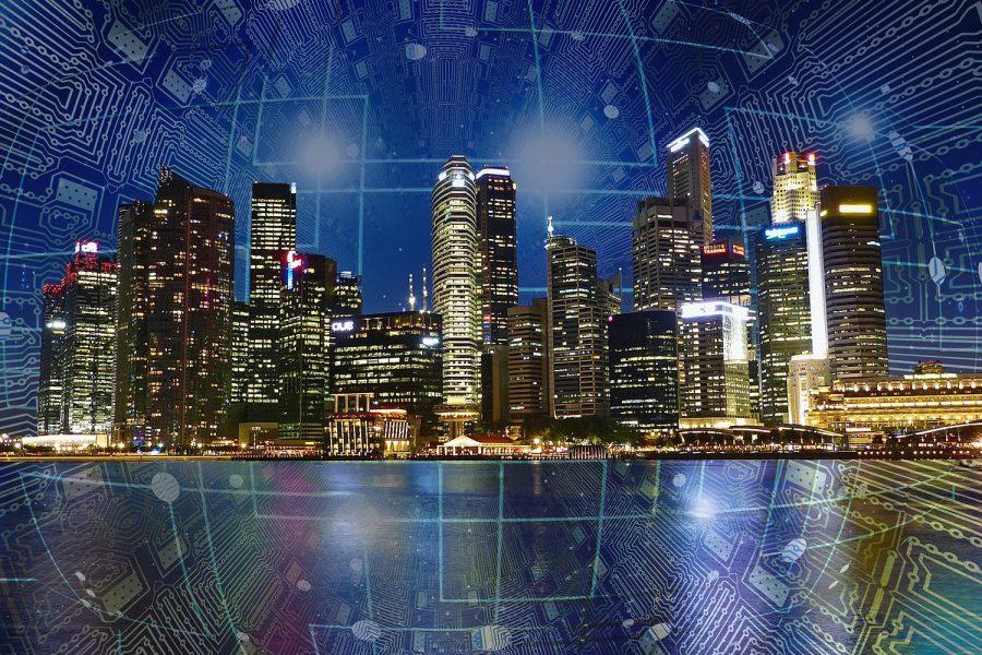 ciudad, smart city, cibersegudiad IoT