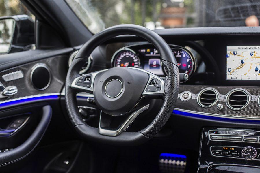 interior vehículo, movilidad conectada y automatizada